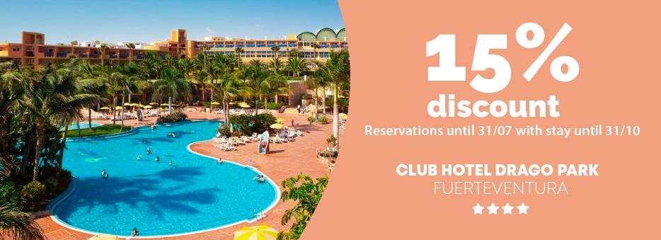 Hotel Drago Park Fuerteventura