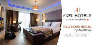 TWO HOTEL BERLIN BY AXEL
